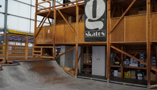 gスケートパーーク