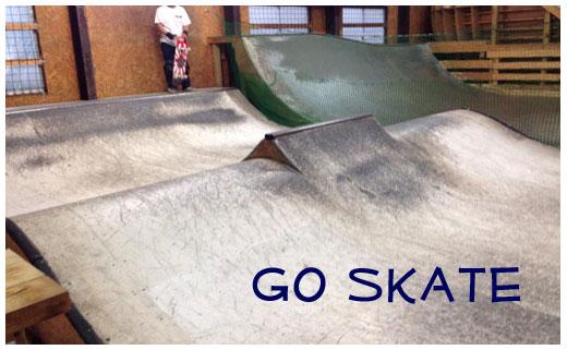 ノライオさんスケートパークへ行く その4