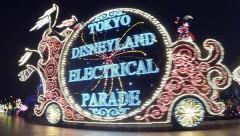 エレクトリカルパレード タイムラプス