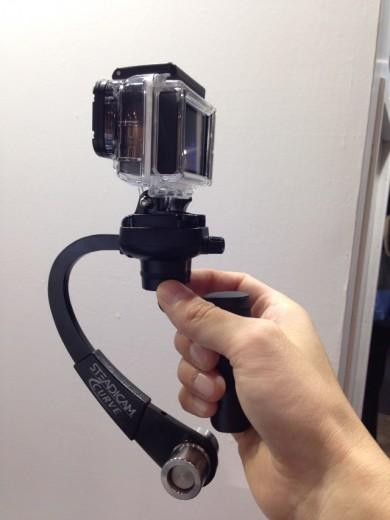 GoPro用ステディカム