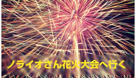 高崎の花火大会へ行ってきたで