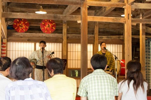 島人の唄ライブ