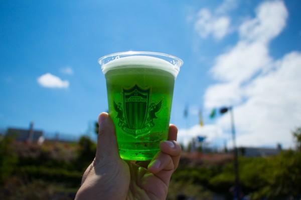 アルウィンの山雅ビール