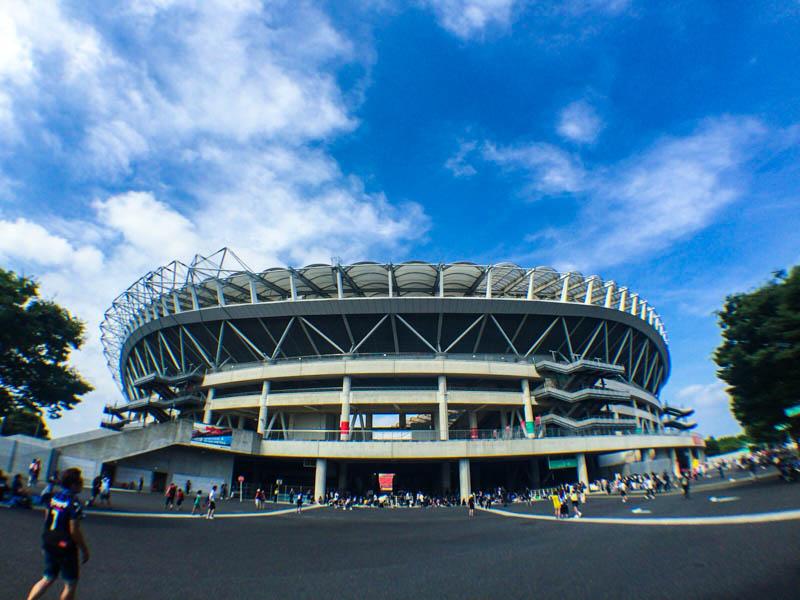 2016明治安田生命J1リーグ ガンバ大阪vs鹿島アントラーズ観てきたで
