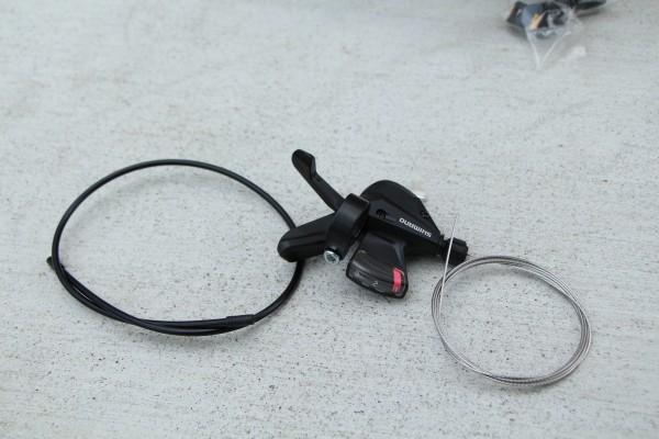 シマノ 左シフトレバー 3S インナーケーブル付 SL-M310