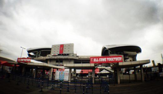 2016 J1リーグ ガンバ大阪のアウェイ浦和戦を埼スタに見に行ったで
