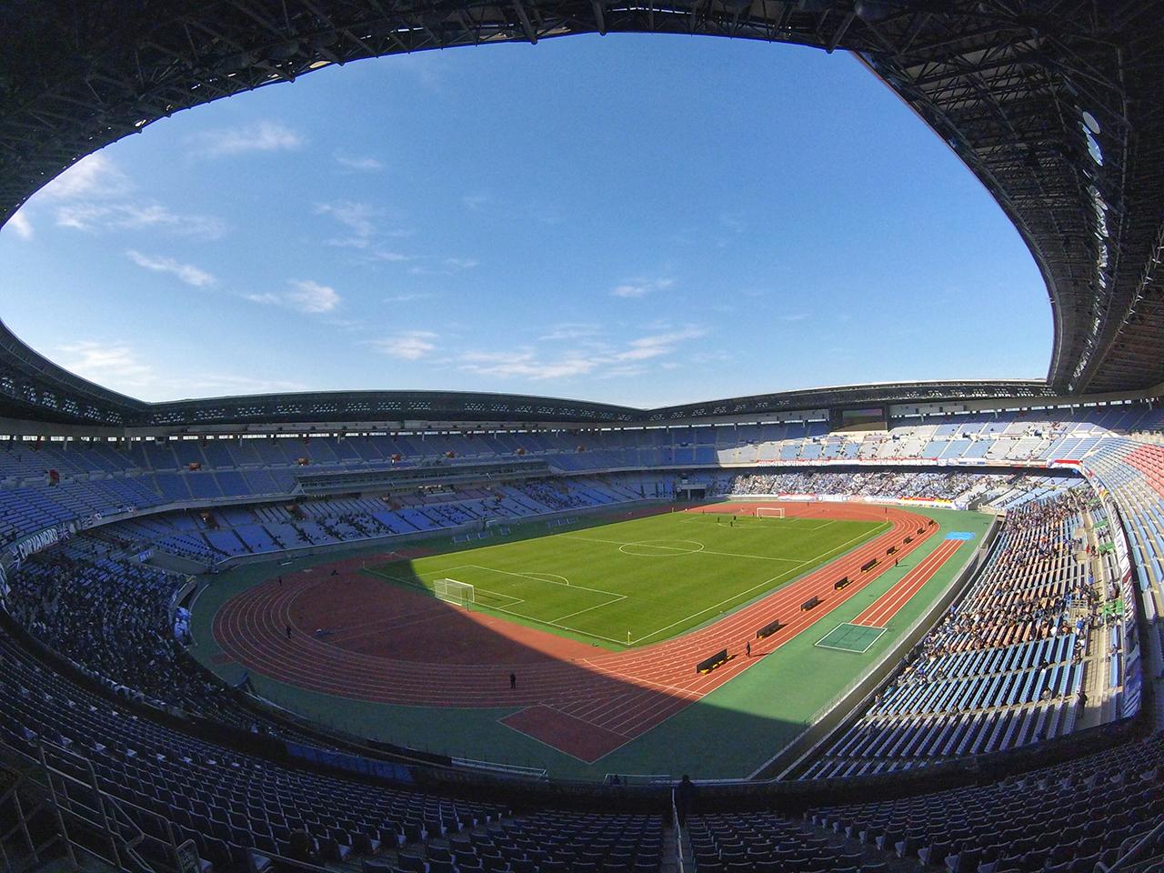天皇杯 準々決勝 ガンバ大阪vs横浜マリノス見てきたで