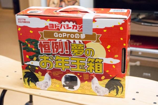 ヨドバシカメラGoProの夢